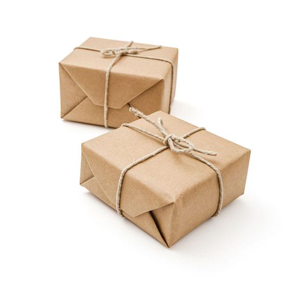 Verpackte Produkte